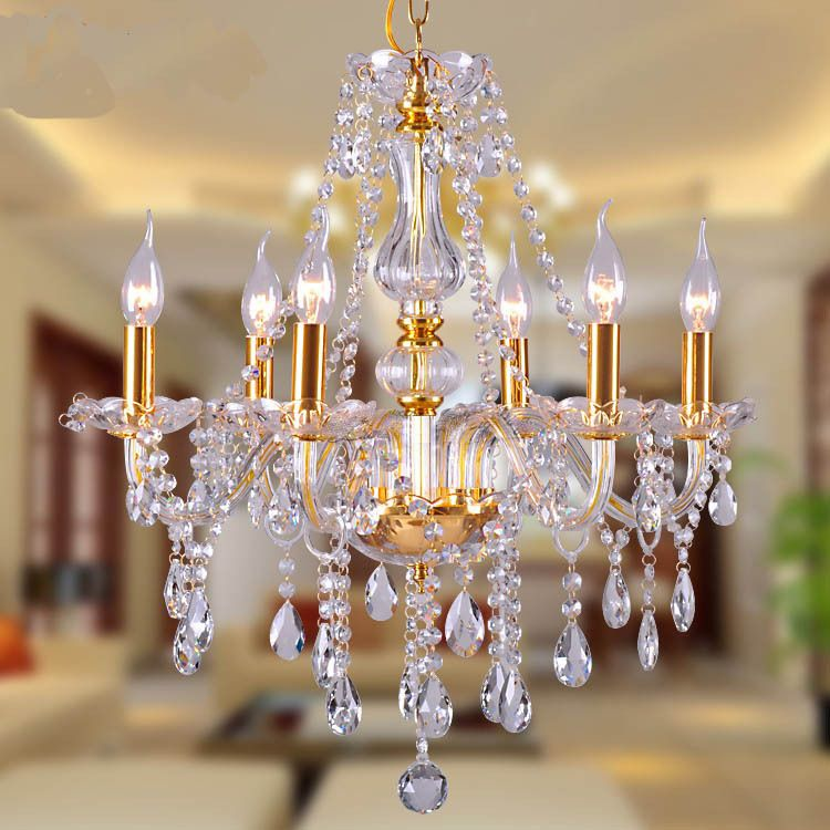 2015 new modern gold luxury fashion crystal chandelier light  luxury top grade crystal candle chandelier light with knob switch - http://www.aliexpress.com/item/2015-new-modern-gold-luxury-fashion-crystal-chandelier-light-luxury-top-grade-crystal-candle-chandelier-light-with-knob-switch/32314822461.html