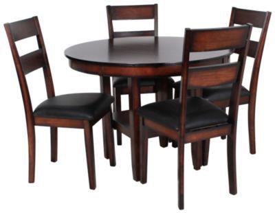 Standard Furniture Pendleton 5 Piece Dining Set