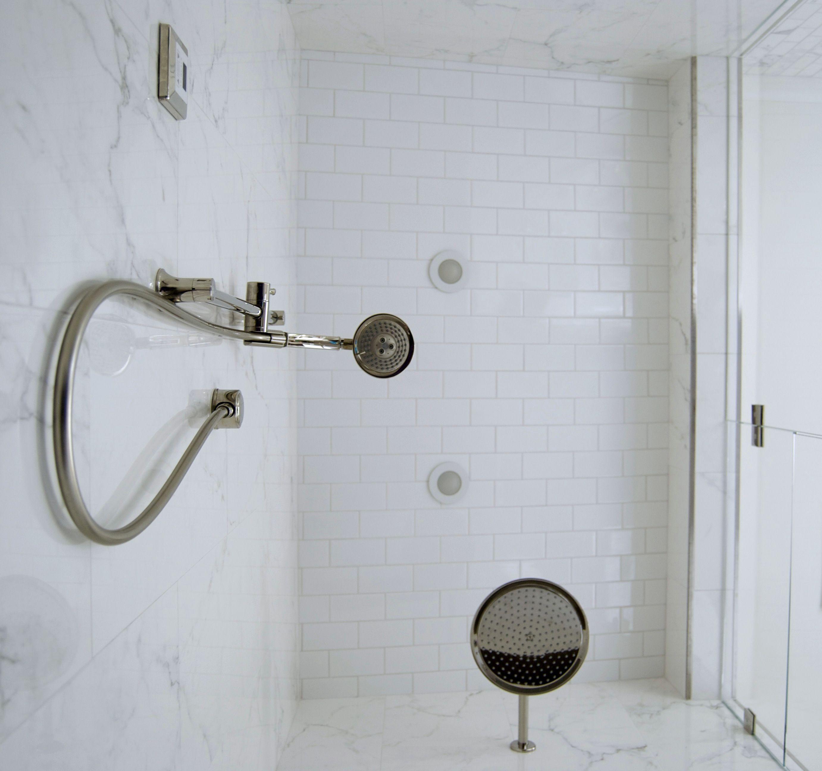 Corey Klassen Interior Design Dunbar Bathroom Steam Shower International Award Boutique DesignDesign FirmsVancouver