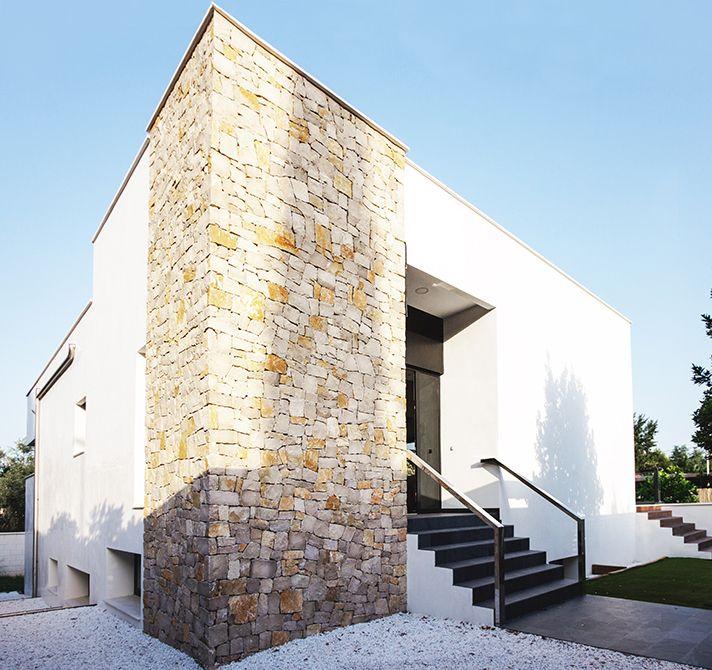 Casa gerard una vivienda ecoeficiente chiralt for Viviendas modernas fachadas