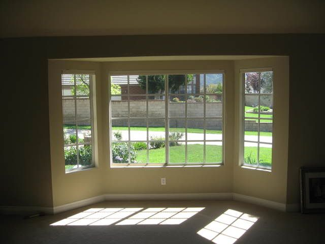 Bay Windows Sizes : Pictures of bay window inside and outside any photos
