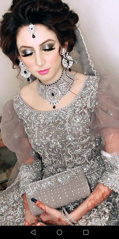 Pakistani Gorgeous Bride Pakistanibride Asianbrides ...