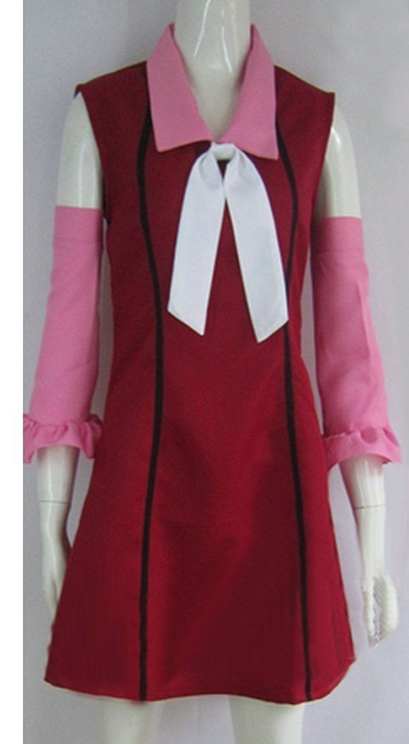 Camplayco Fairy Tail Lisanna Strauss Cosplay Costume >>> Check out the image by visiting the link.
