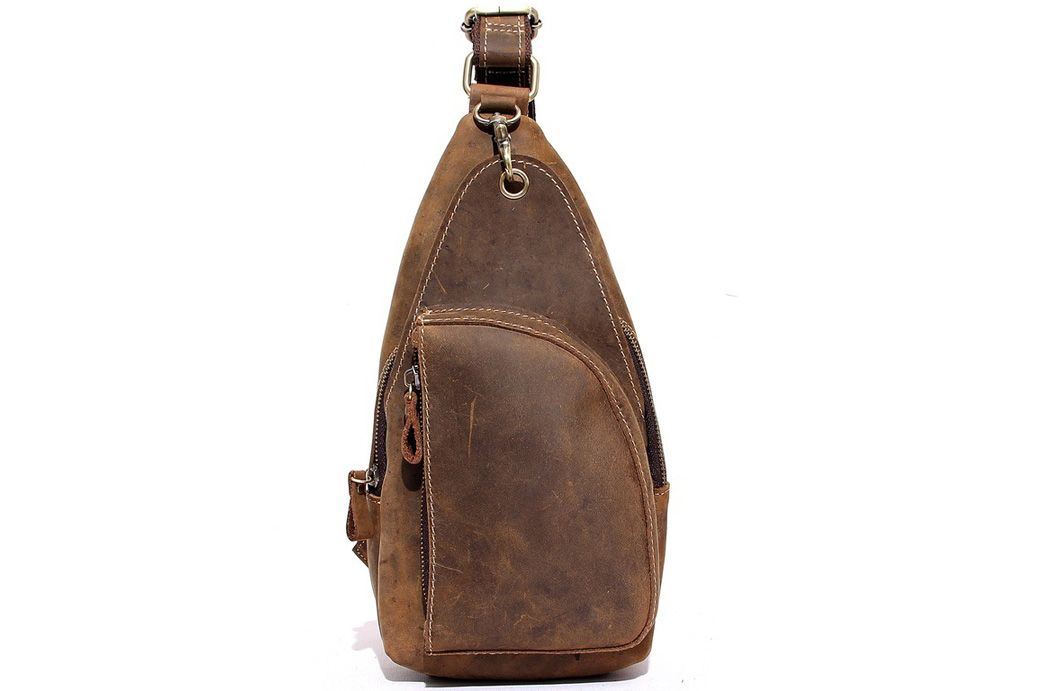 dc126d0c081 MoshiLeatherBag - Handmade Leather Bag Manufacturer — Handcrafted Genuine  Leather Men Chest Bags Leisure Chest Pack Men Messenger Bags 8888