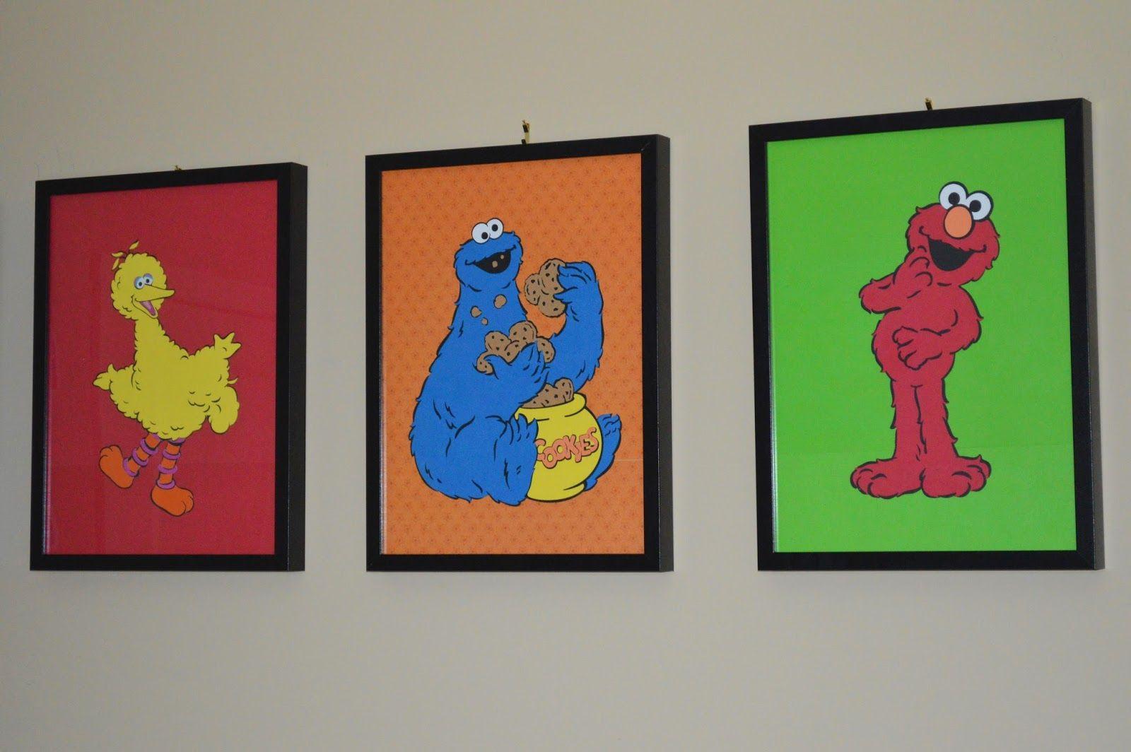 Elmo's World in 2020 Elmo world, Kid room decor, Elmo