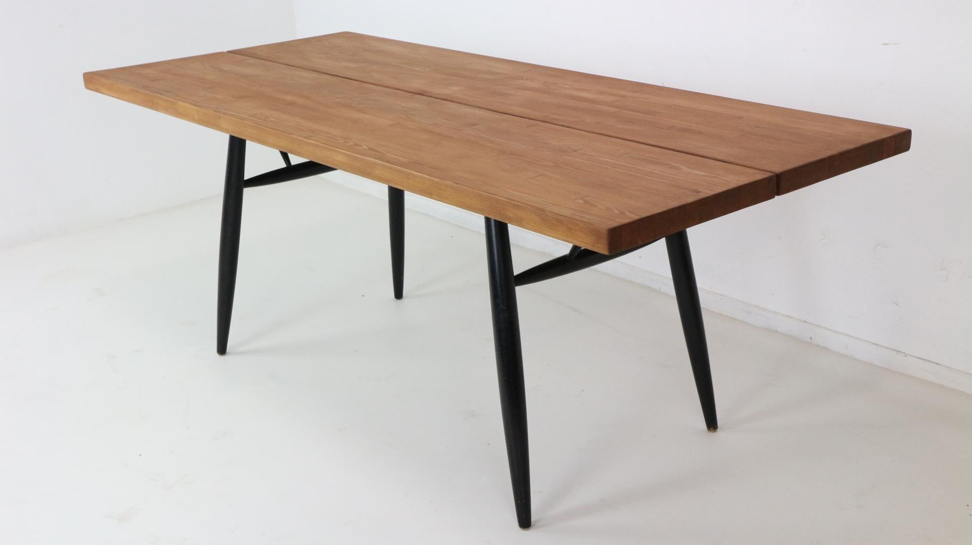 grande table de salle manger pirkka par ilmari tapiovaara pour laukaan puu 1950s 2 - Grande Table Salle A Manger 2
