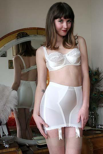 satin lingerie sex Vintage