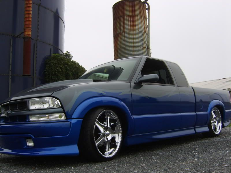 2 Tone S10 Let S See Your Two Tone Paint Jobs S 10 Forum