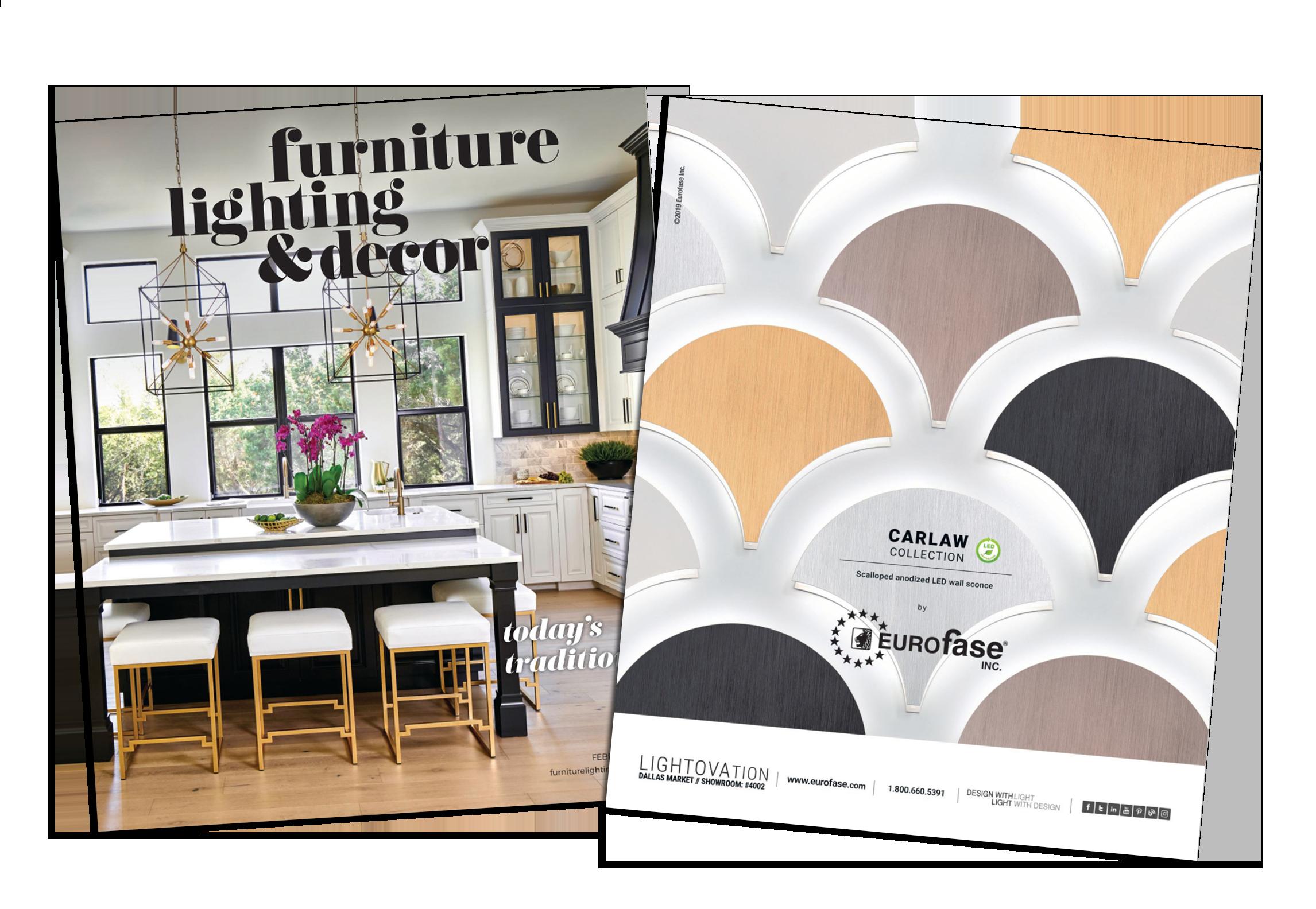 Furniture Lighting Decor February 2019 Ad Interior Design
