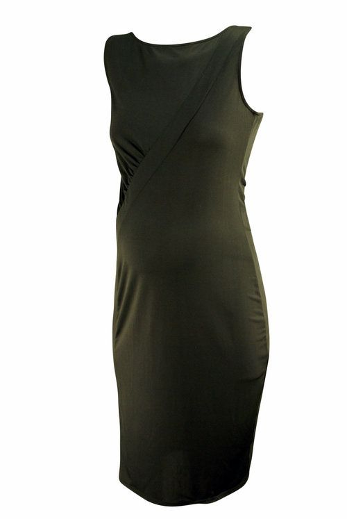 7aecce4f4f6 New  Black A Pea in the Pod Maternity Collection Ruched Maternity ...