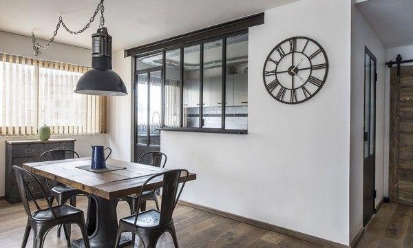 5 idées pour séparer la cuisine du salon | Terrarium | Cuisine ...