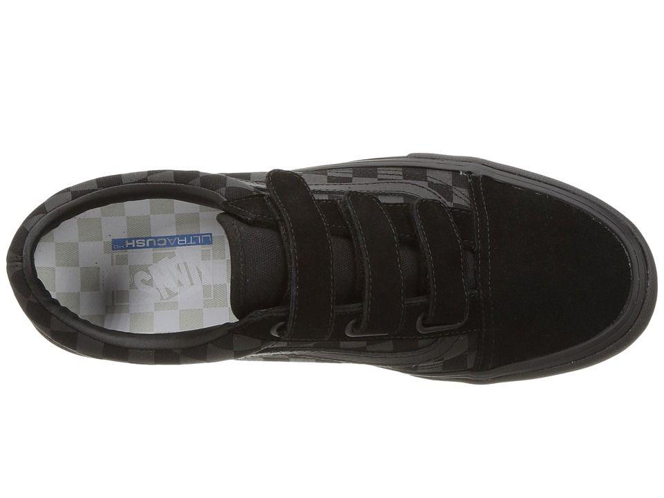 Vans Old Skool Priz Pro Men s Skate Shoes (Rowan Zorilla) Black ... 06265a53c