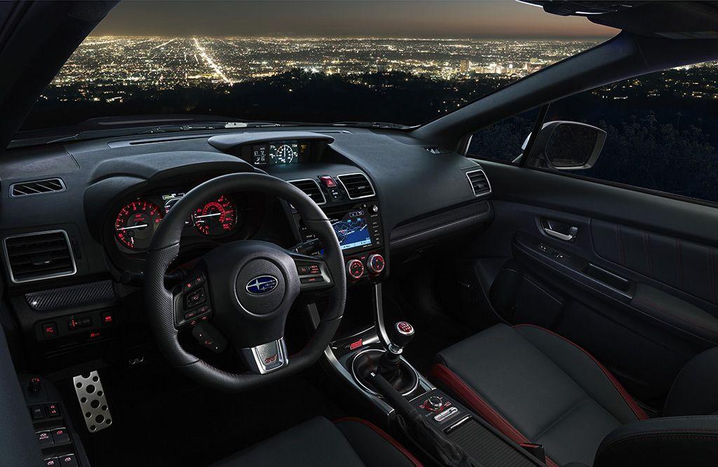 Awd Sports Compact Interior Cabin Lighting 2016 Subaru Wrx Www Subaruelcajon