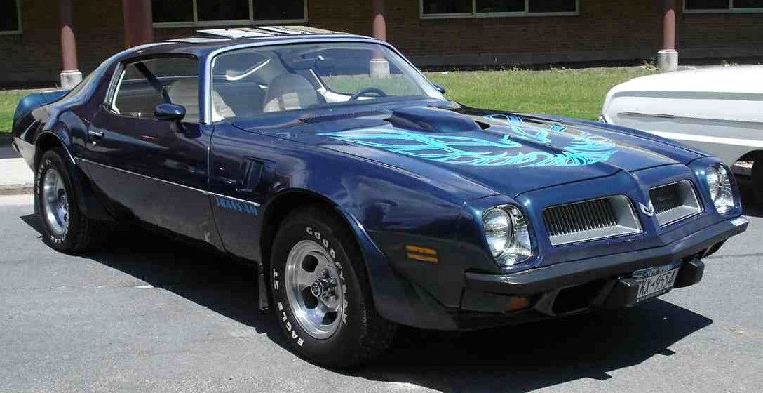 1974 Trans Am - and a set of old school slotted mags to boot. | Cars ...