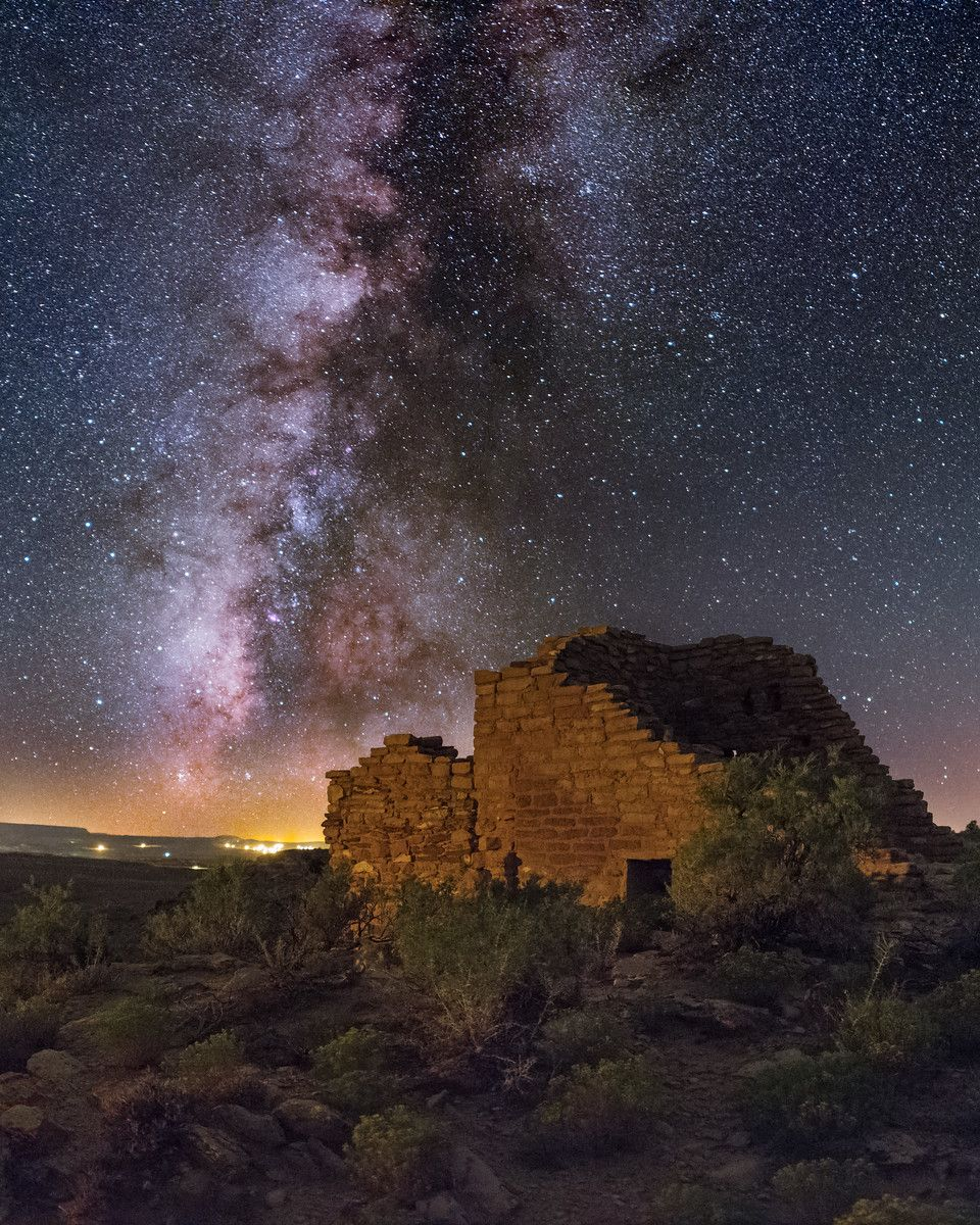 Night over Copper Mountain #Colorado. Click for Blog about ...  Night Sky Aurora Colorado