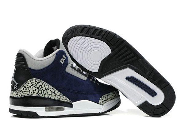 Retro Homme Nike Air Jordan 3 Chaussures 304   Air jordans, Air ...