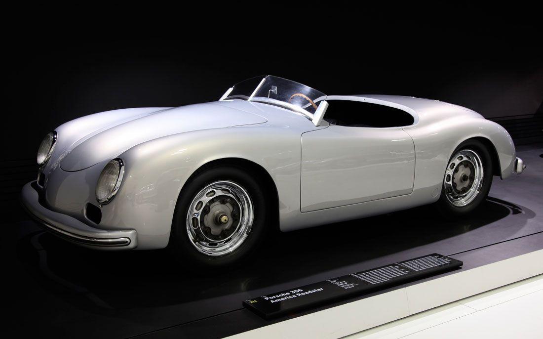 Porsche 356 America Roadster 1953