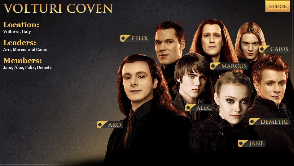 Twilight Characters Names Yahoo Image Search Results