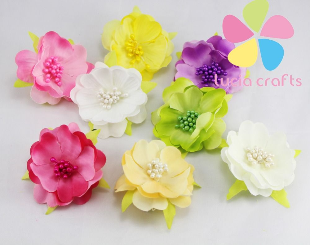 5cm cloth craft flowers heads artificial flower diy hat garment cheap artificial flowers diy buy quality artificial flowers directly from china craft flowers suppliers cloth craft flowers heads artificial flower diy izmirmasajfo Choice Image