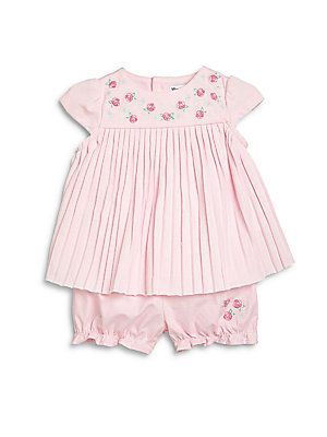 Hartstrings Infant's Pleated Top