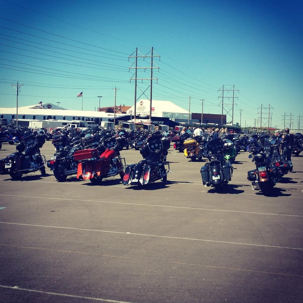 Wolf Hogen Designs©  Motorcycles at Black Hills Harley in Rapid City SD