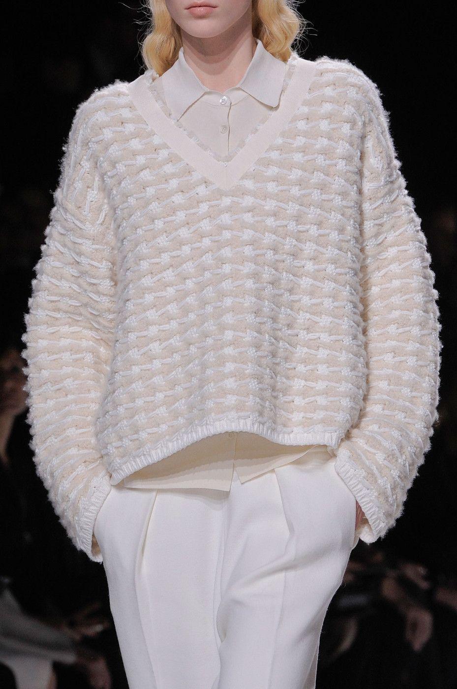 Sonia Rykiel at Paris Fashion Week Fall 2014 - StyleBistro