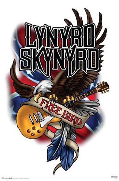 Lynyrd Skynyrd ~ Free Bird