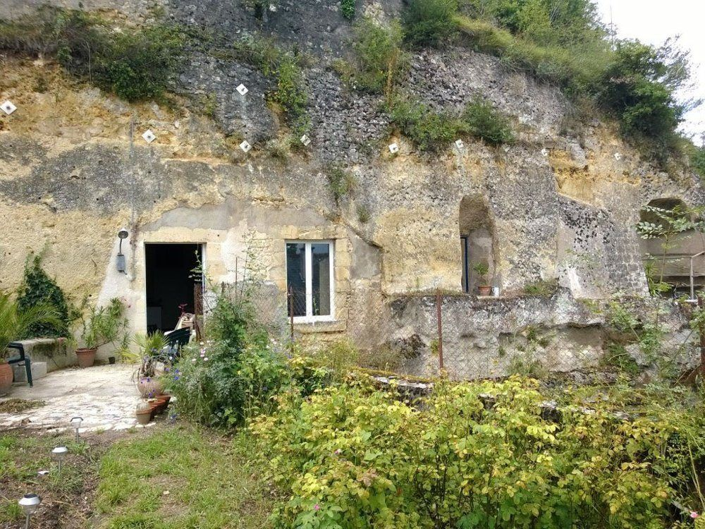 Garbage Filled Cave Bought For 1 Is France S Cutest Airbnb With Images Cave House French Countryside France