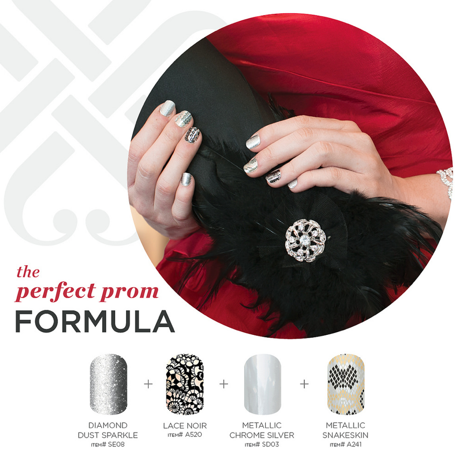 Just love the lace Jamberry nail wrap! http://styledtips.jamberrynails.net
