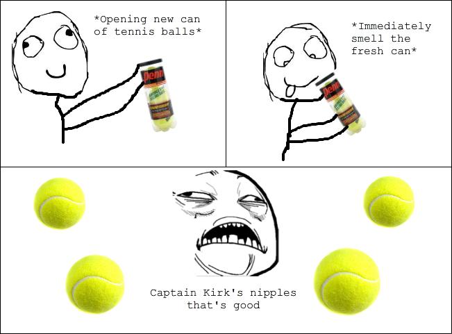 Le New Tennis Balls Le Rage Comics Rage Comics Tennis Balls Tennis