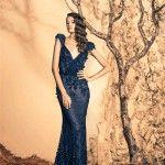 Βραδινά φορέματα υψηλής ραπτικής Ziad Nakad