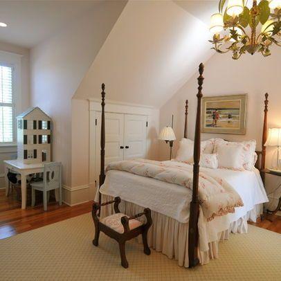 by Alix Bragg Interior Design gray walls, white trim, mellow pink ceiling