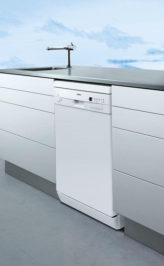 Extraklasse dishwashers are innovative. // Extraklasse