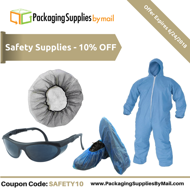 Woah! New Coupon Save 10 Off on Safety Supplies