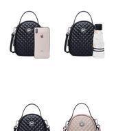 Bag women small fashion travel luxury genuine leather designer crossbody messeng...