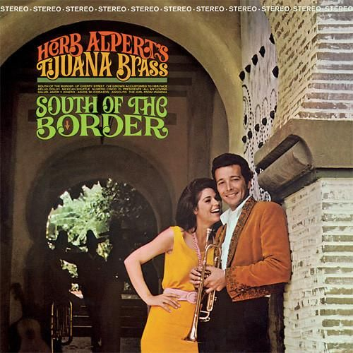 """Herb Alpert""""s Tijuana Brass South Of The Border 180g Vinyl LP + Download Following the hugely successful re-releases of Whipped Cream & Other Delights and Christmas Album at the end of 2015, legendary musician Herb Alpert will re-release four further titles on 180g vinyl in September 2016. Bernie Grundman, who was the original mastering engineer on many of the original Tijuana Brass and Alpert albums, mastered and hand cut all four of the new vinyl re-releases using a specially designed lath"""