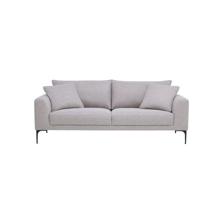 Dark Grey Leather Sofas Modular Group 6 Samson Range Oak Furnitureland Blue Leather Sofa Grey Leather Sofa Leather Sectional