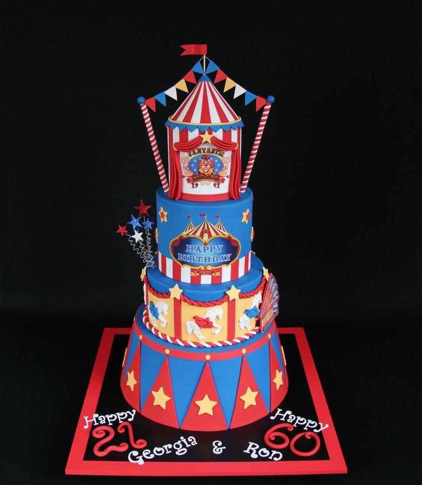 Best 25 Carnival Cakes Ideas On Pinterest Carnival