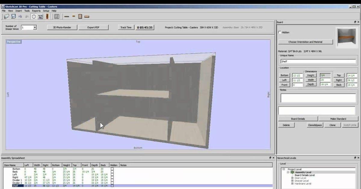 Beautiful Furniture Design Software Mac