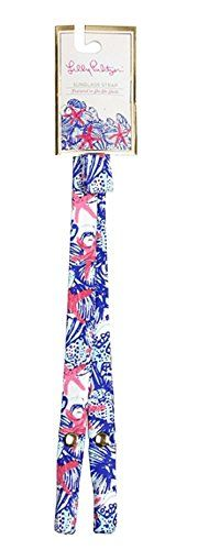Lilly Pulitzer Sunglasses Strap Style Spring 2015 (She She Shells)