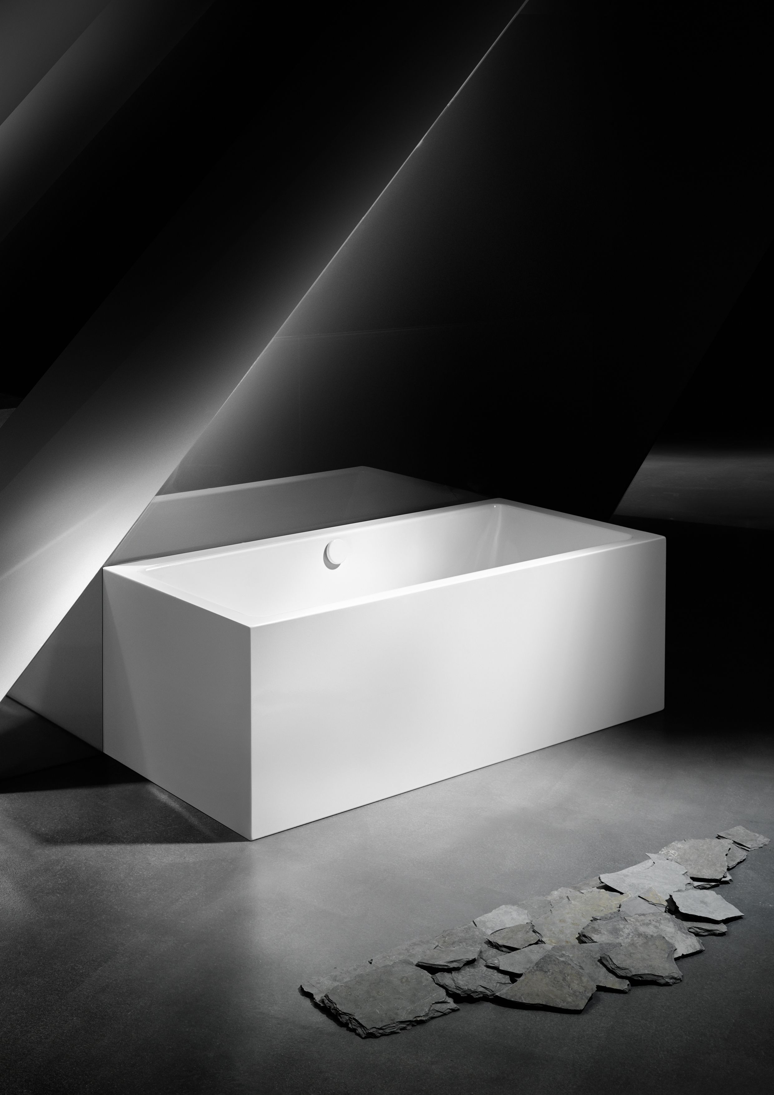 Sottsass Associati Milan The Seamless Shape Of The Meisterstuck Conoduo Combines Free Standing Design With Excellent Bathroom Kaldewei Meisterstuck Badewanne