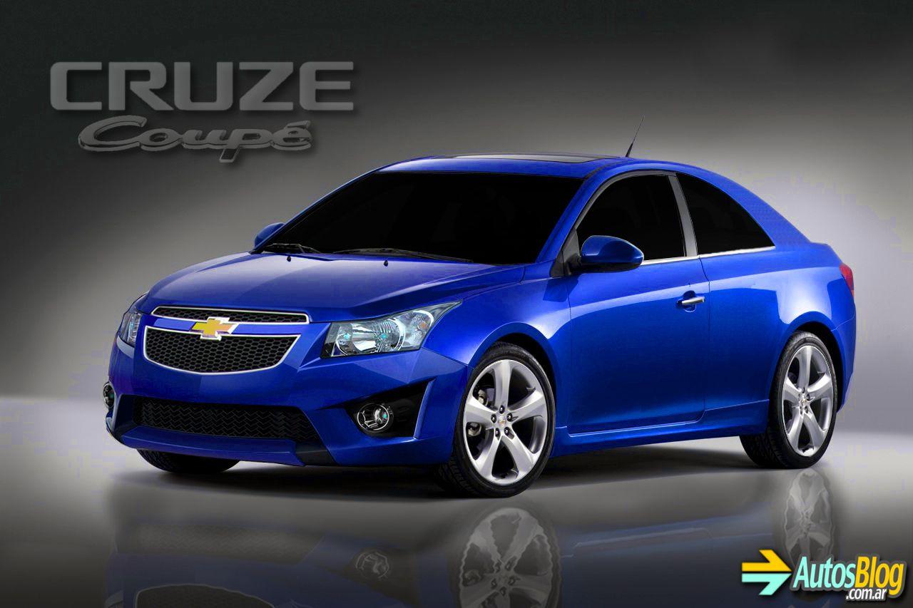 Chevy Cruze Coupe Gm Tendra Una Version Coupe Del Chevrolet Cruze