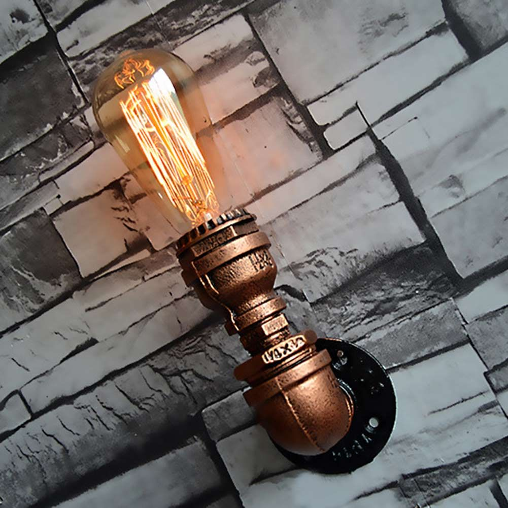 Floral Wall Sconces | Water pipes, Vintage wall lights and Vintage walls
