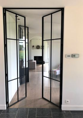 Windows and doors in wrought iron with that little extra with Fera …