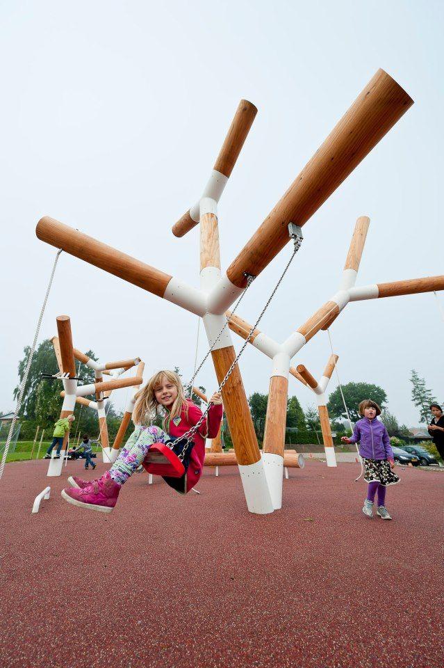 10 Cool Kids Playgrounds Part 4 - Tinyme Blog