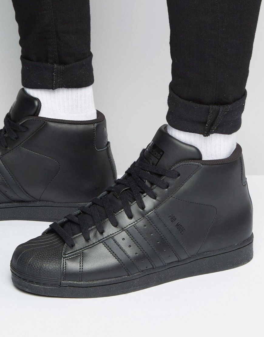 CD256238 Homme Adidas Originals MCN PRO MODEL 84 Lab. Core Noir
