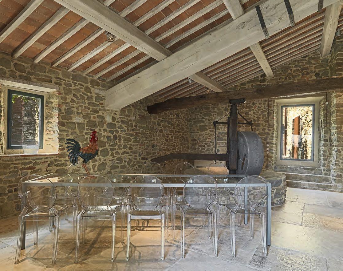 Ristrutturare un edificio storico casa legno
