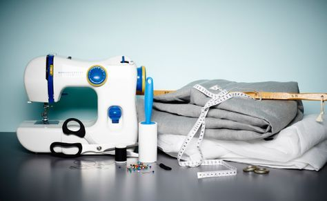 All You Need To Sew A Soundproof Curtain Including An IKEA Sewing Enchanting How To Thread Ikea Sewing Machine