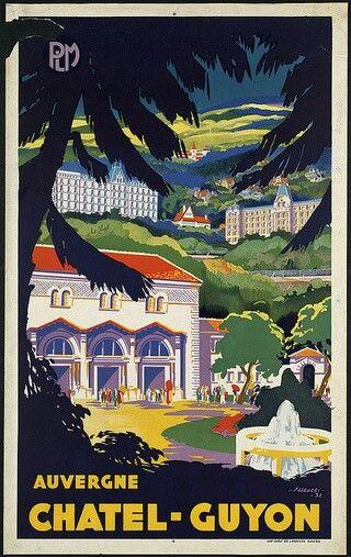 Classic travel posters #stunningart