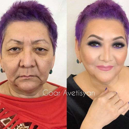 7 Tips On Makeup For Older Women With Inspirationa